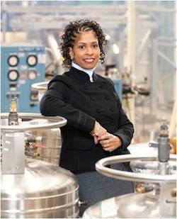 Dr. Aprille Ericcson, a 1980 alumna of MITES, is Deputy to the Chief Technologist at NASA's Goddard Space Flight Center.